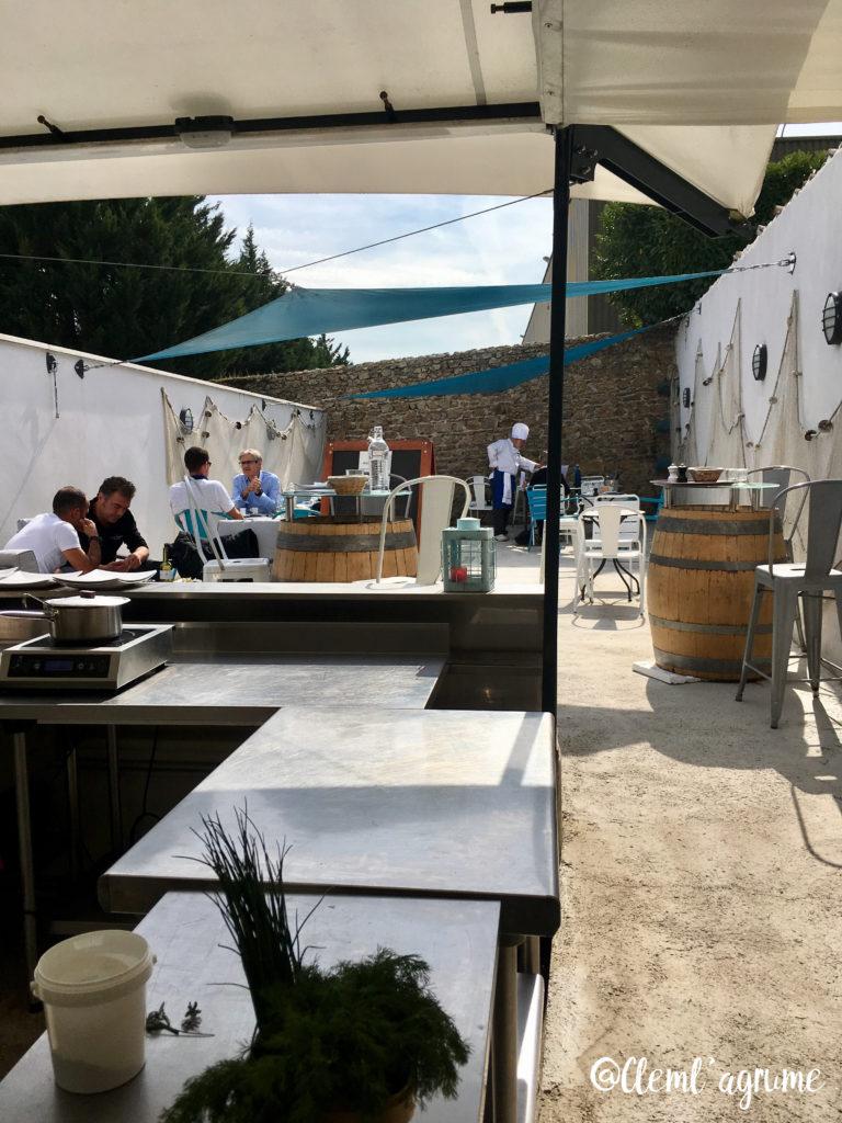 Restaurant La Poissonnerie Chaponost