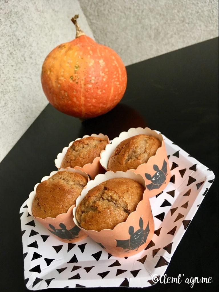 recette muffins noisette et chocolat blanc