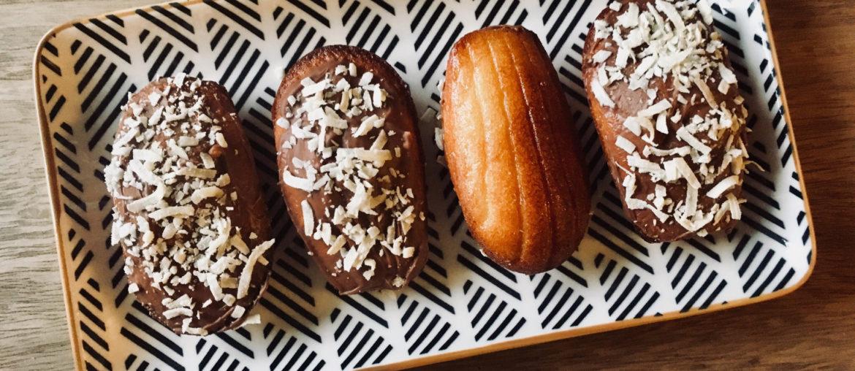 Ma recette de madeleines gourmandes choco-coco