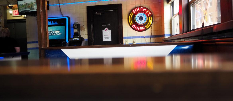 Brunch à Bostonau South Street Diner