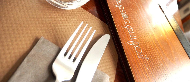 Déjeuner à l'Ourson qui boit: le restaurant lyonnais insaisissable!