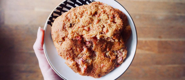 Ma recette de cookies à la praline