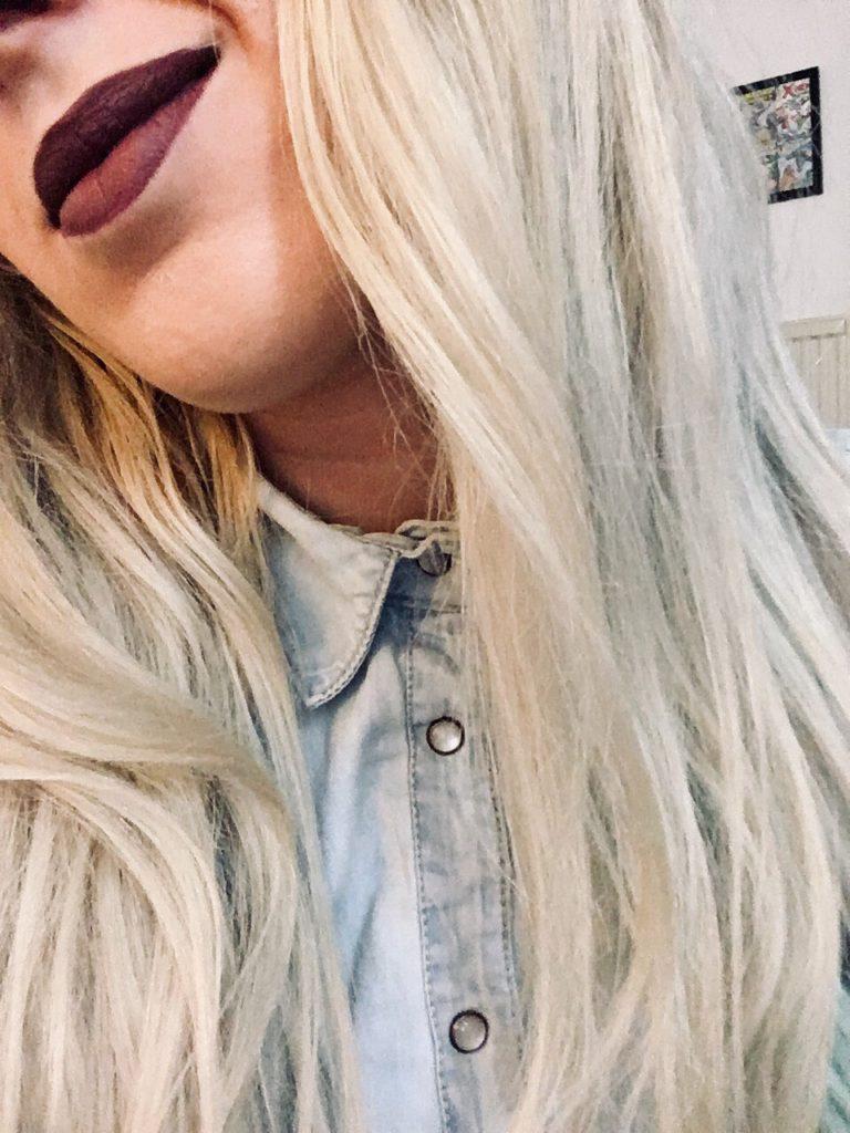 rouge à lèvre liquide MAC
