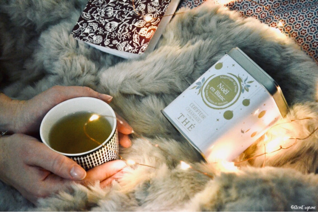 thé de noel comptoir français du thé