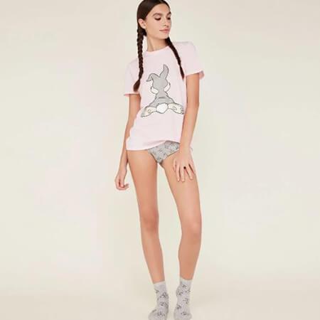 t-shirt Panpan Undiz