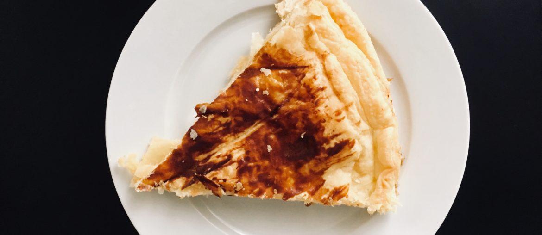 Recette de galette des rois chocolat blanc noisettes
