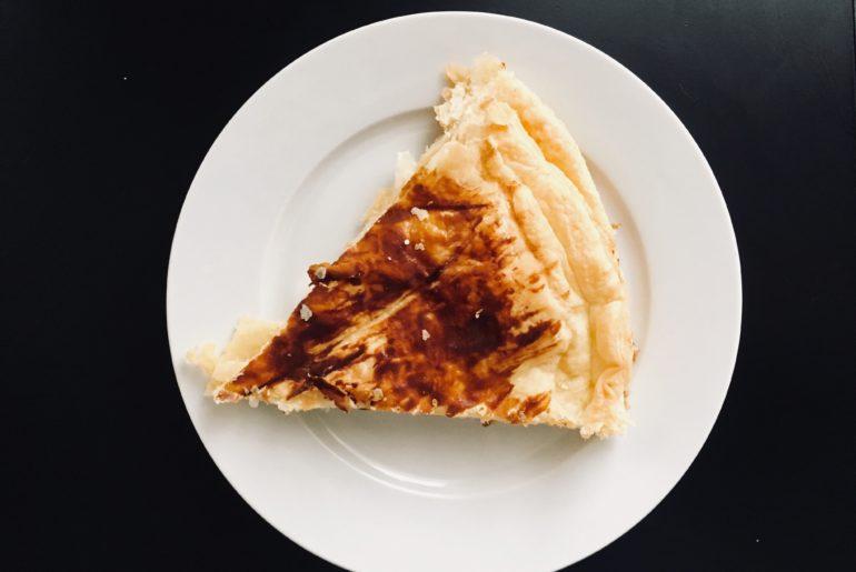 recette galette des rois chocolat blanc noisettes