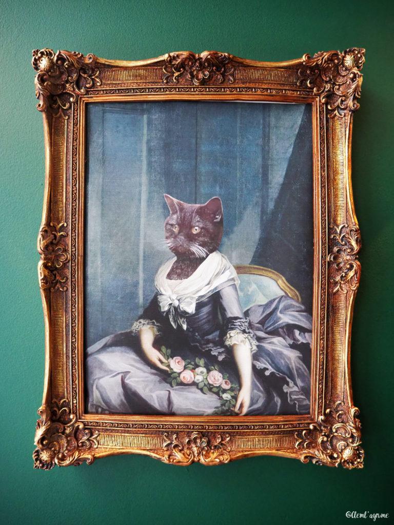 brunch le gentlecat bar à chat Lyon