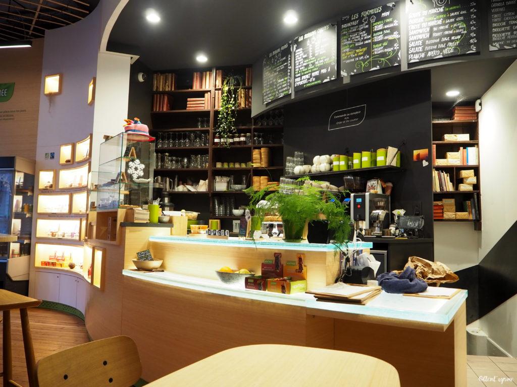 brunch Newtree café Lyon