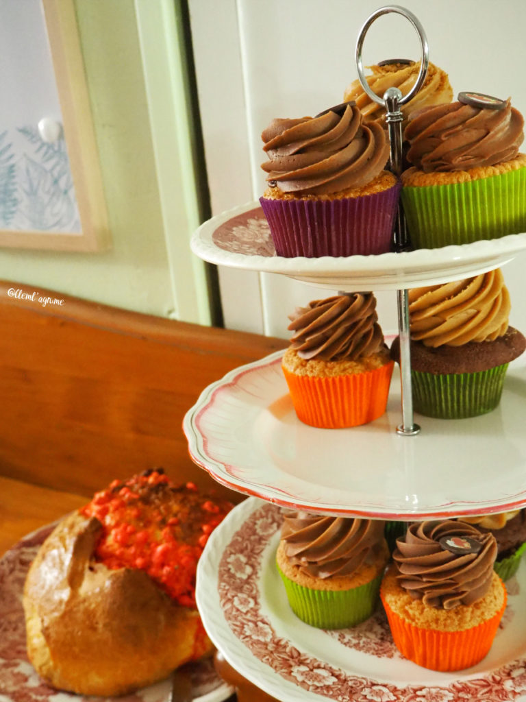 brunch Ninie Cupcakes et Gourmandises Lyon