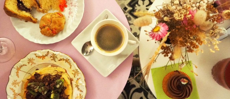 Le brunch de Ninie Cupcakes et Gourmandises à Lyon: de la douceur et un univers kids friendly