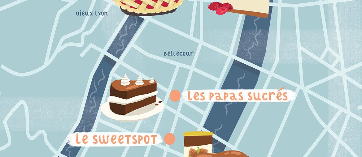 Salons de thé à Lyon: mon top 5 pour une pause gourmande