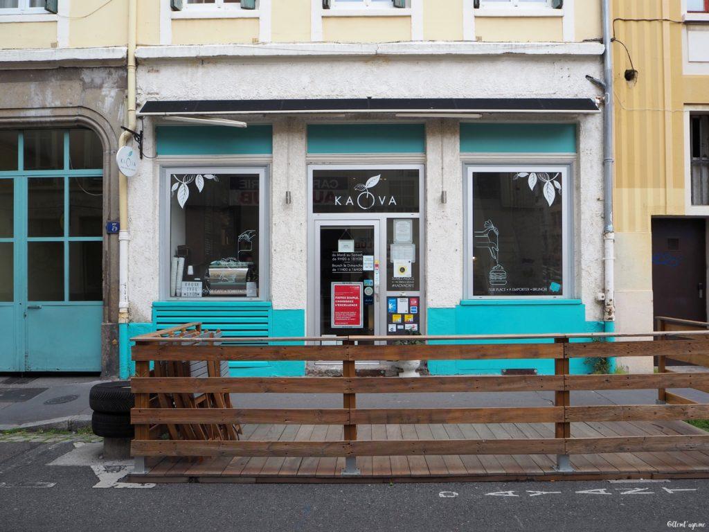 Brunch Kaova café Lyon