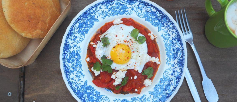 Le brunch du Wild Travel: simplicité et cuisine du monde