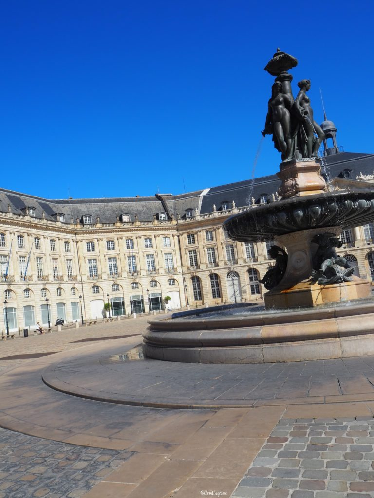 city trip Bordeaux
