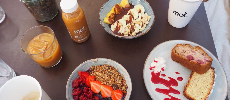 Le brunch de Moi Pur Jus: cuisine flexitarienne et jus maison