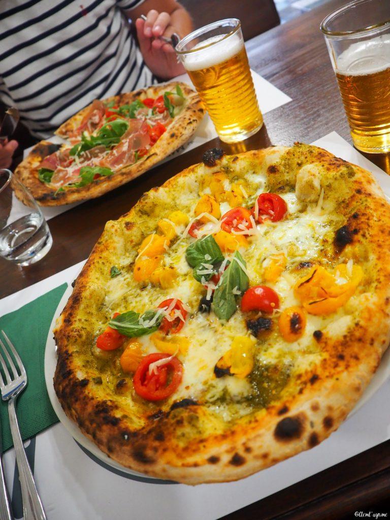 Bonne adresse Italie Pizza Castellammare di Stabia