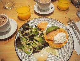 brunch de Yummy Pancakes Lyon