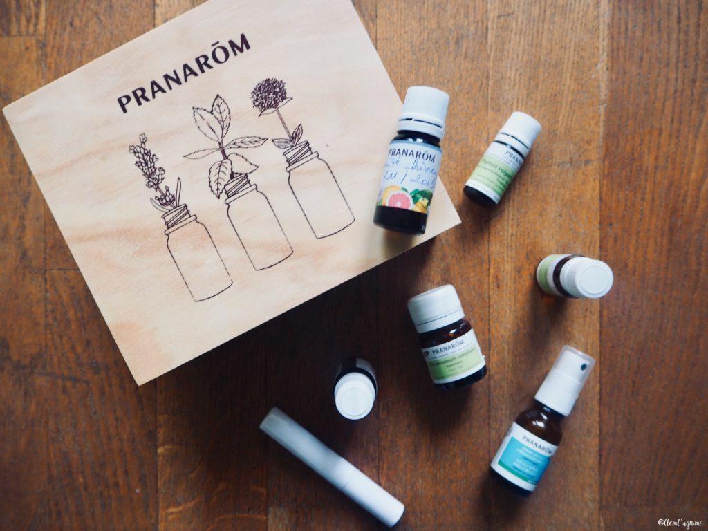Pranarôm huiles essentielles