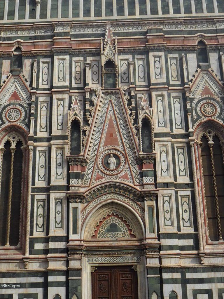 Il duomo Florence Toscane Italie