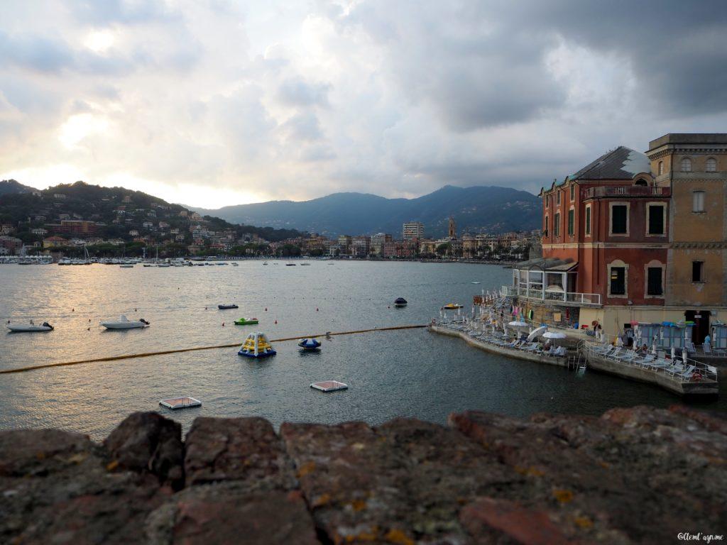 Séjour à Rapallo Italie