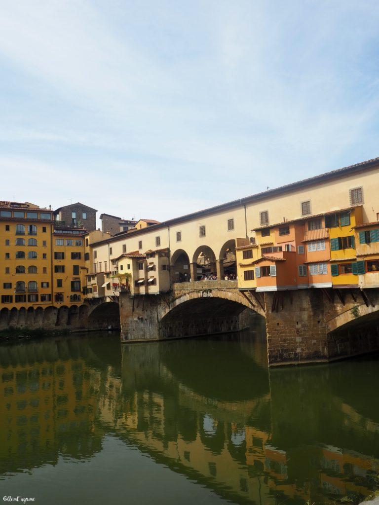 Vieux Pont Florence Toscane Italie