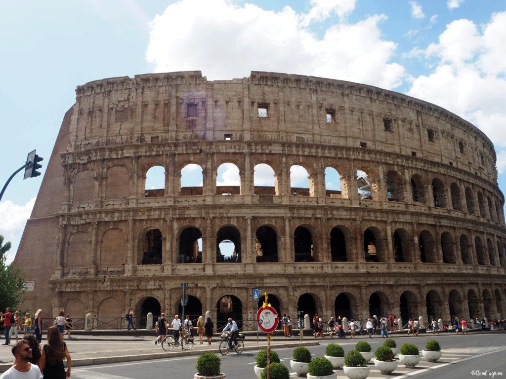 Visite Colisée Rome Italie