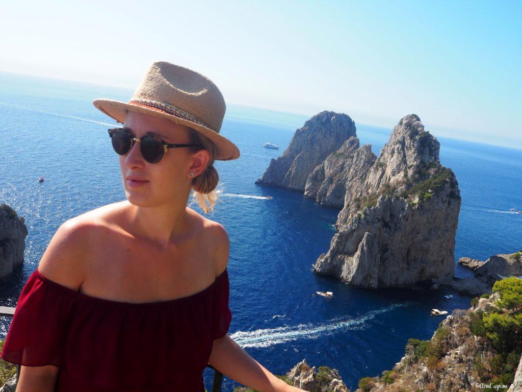 Visite île Capri