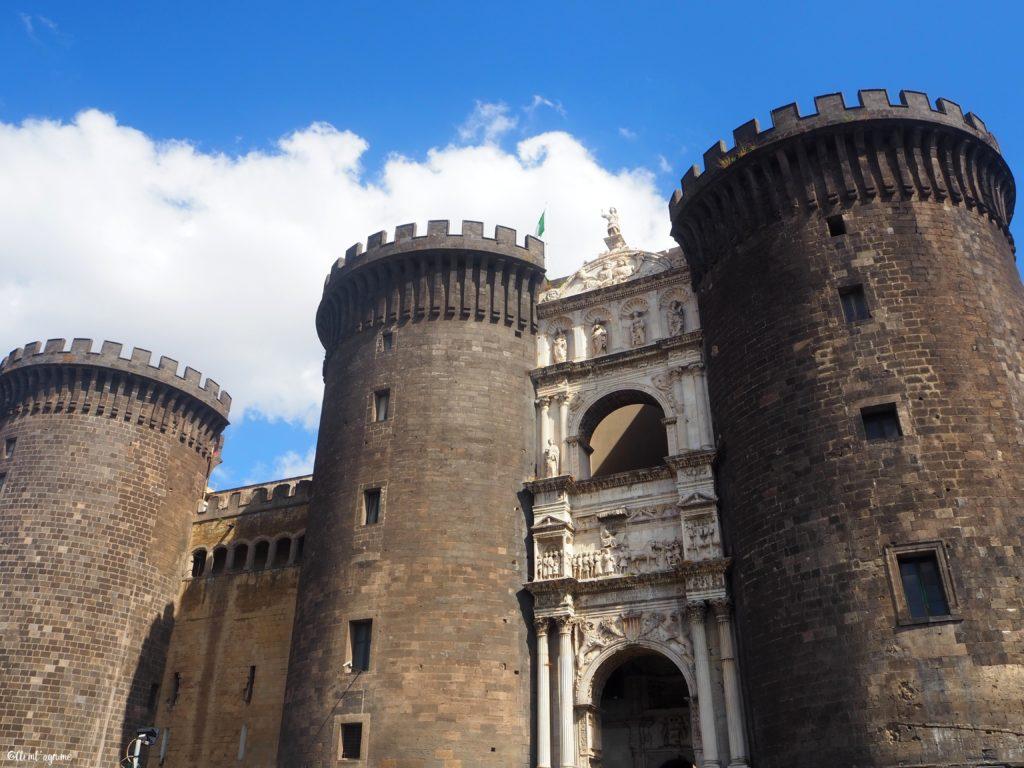Visite Naples Italie