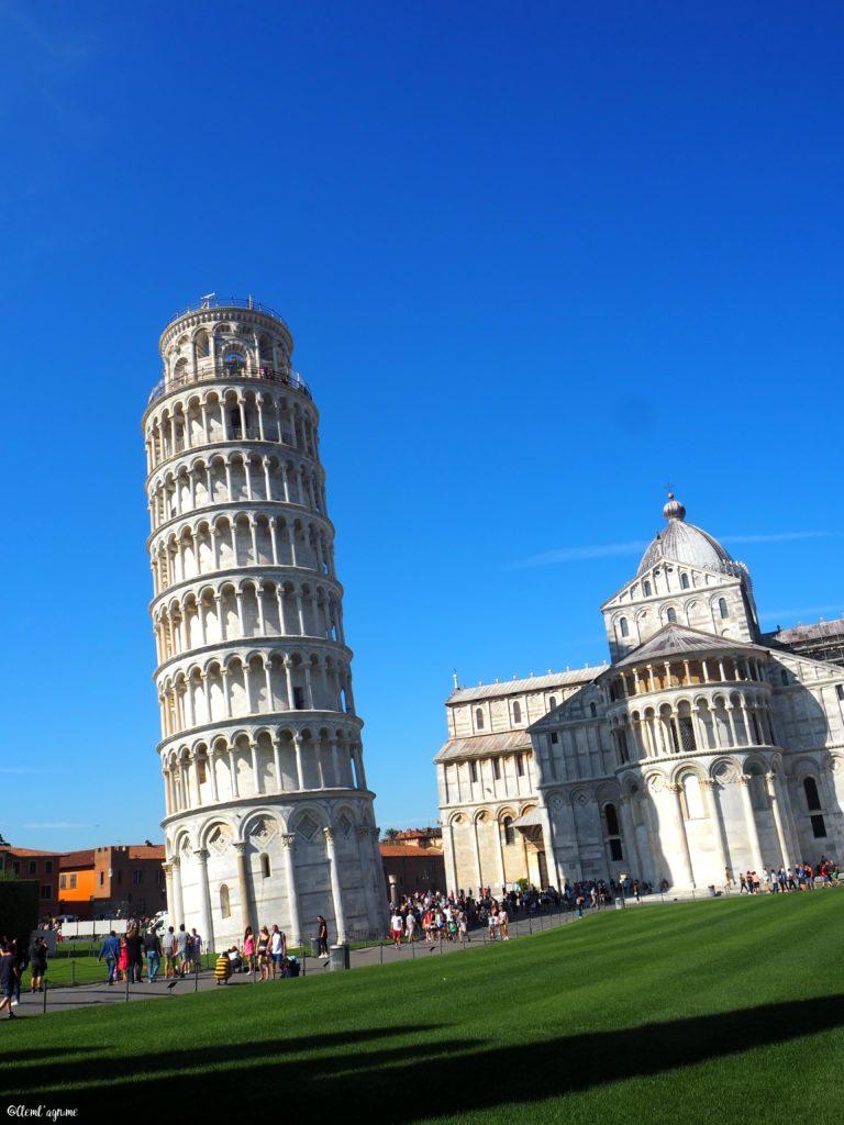 Visite Pise Italie