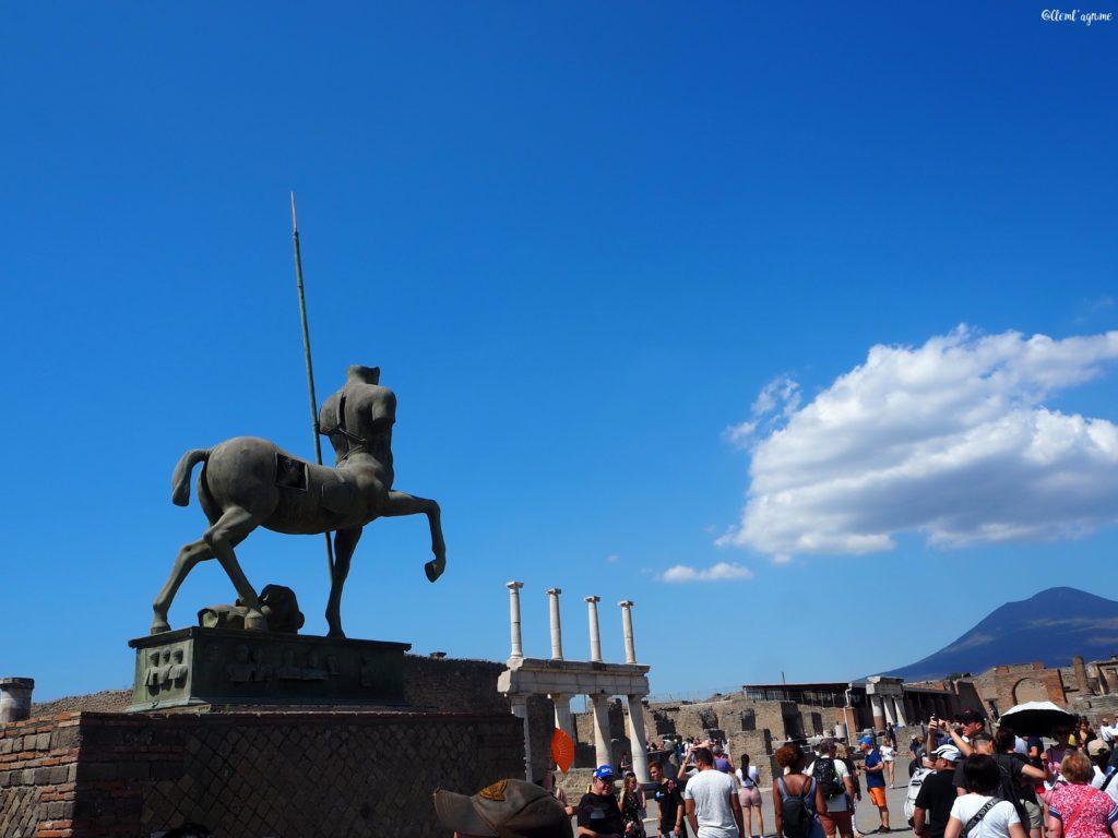 Visite Pompéi Italie