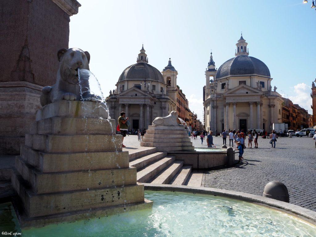 Visite Rome Italie