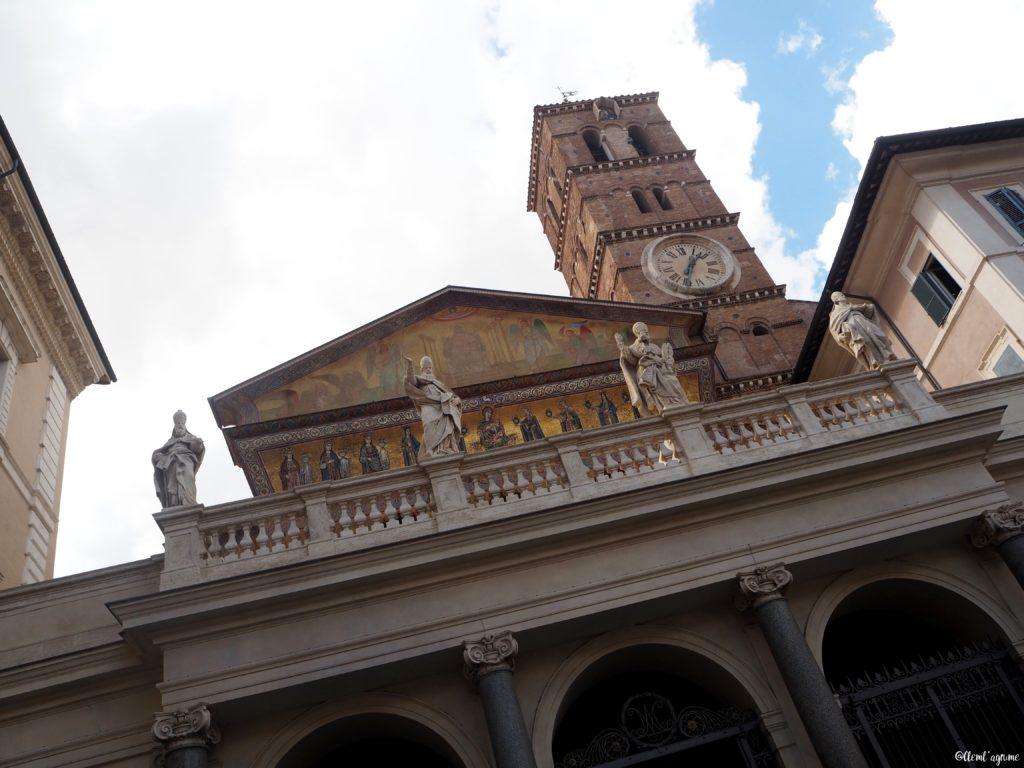 Visite Trastevere Rome Italie