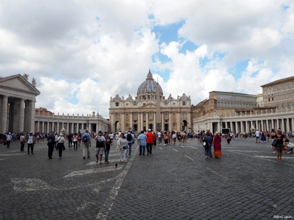 Visite Vatican Rome Italie