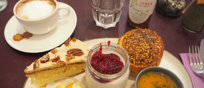 Brunch de Mercredi Biscuiterie à Lyon: de bons gâteaux et une ambiance chez Mamie