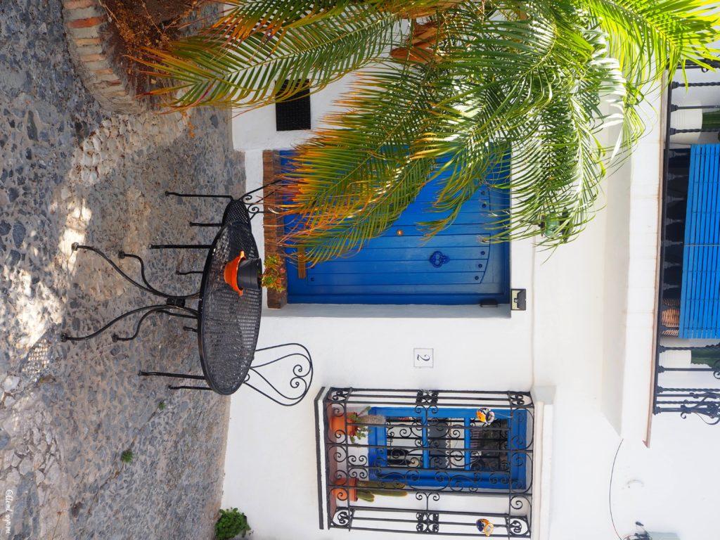Frigiliana maison blanche