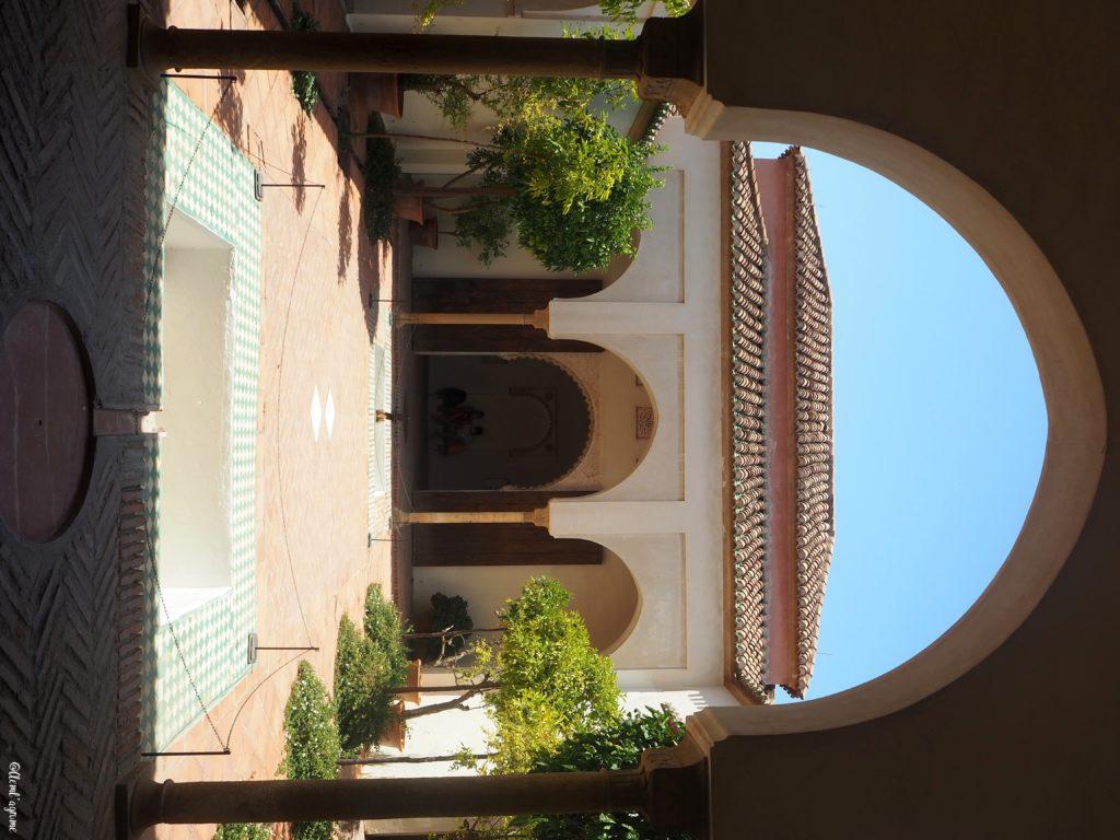 Malaga alcazaba visite