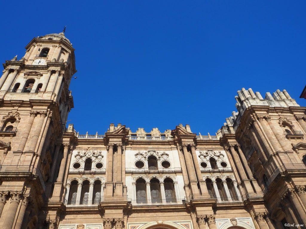 Malaga cathédrale la manchotte
