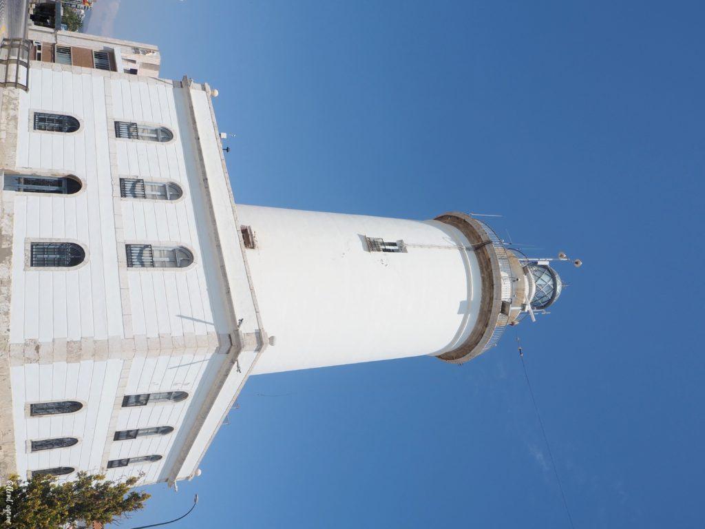 Malaga phare