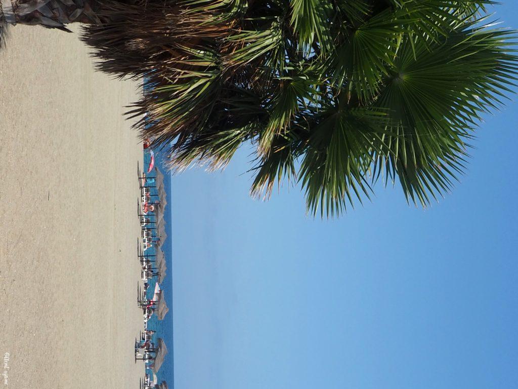 malaga plage