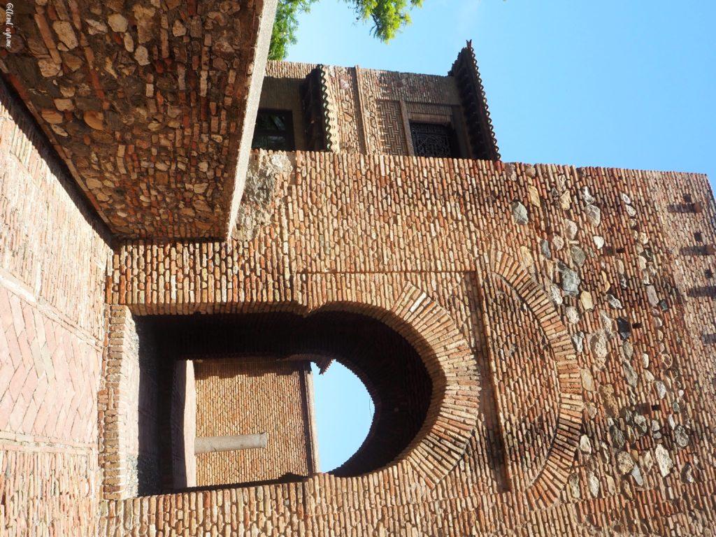 Malaga visite alcazaba