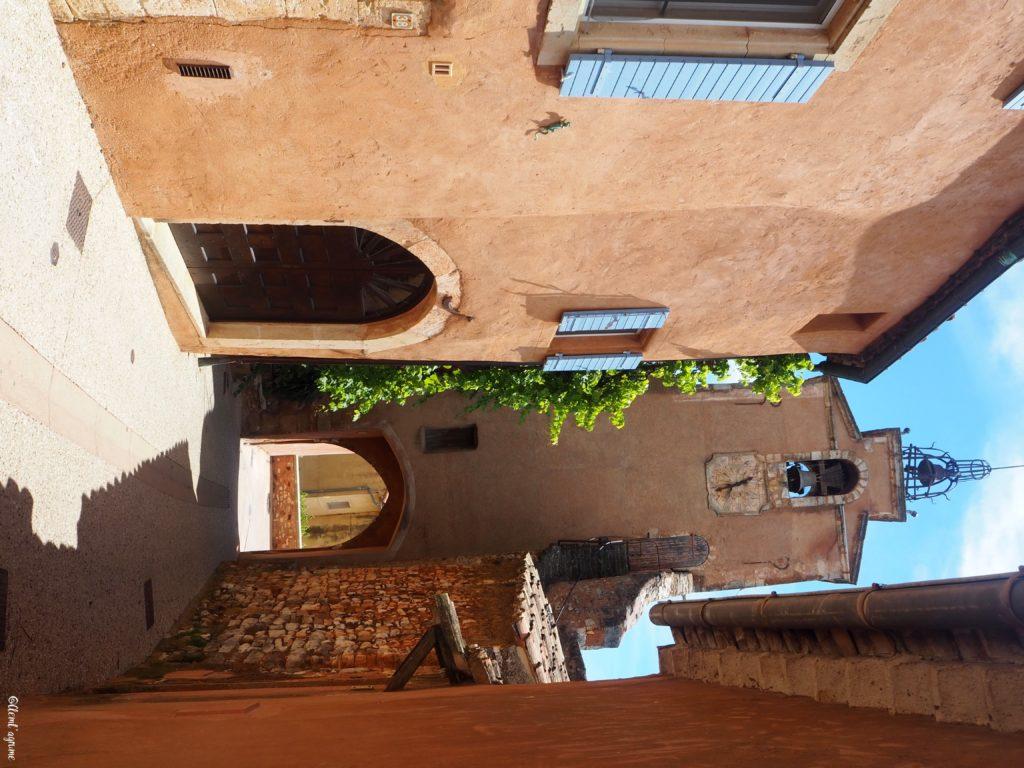 Visite de Roussillon