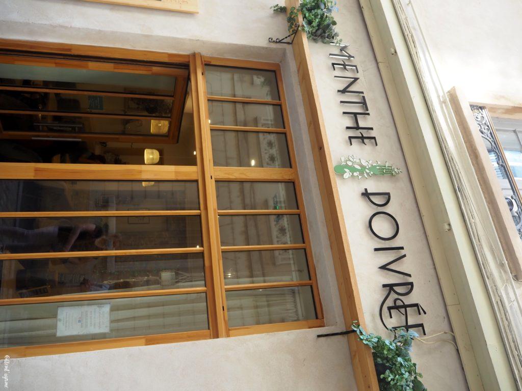 Menthe Poivrée Lyon