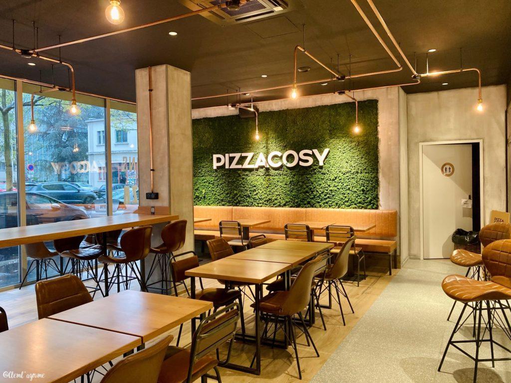 Pizza Cozy Lyon Sans Souci