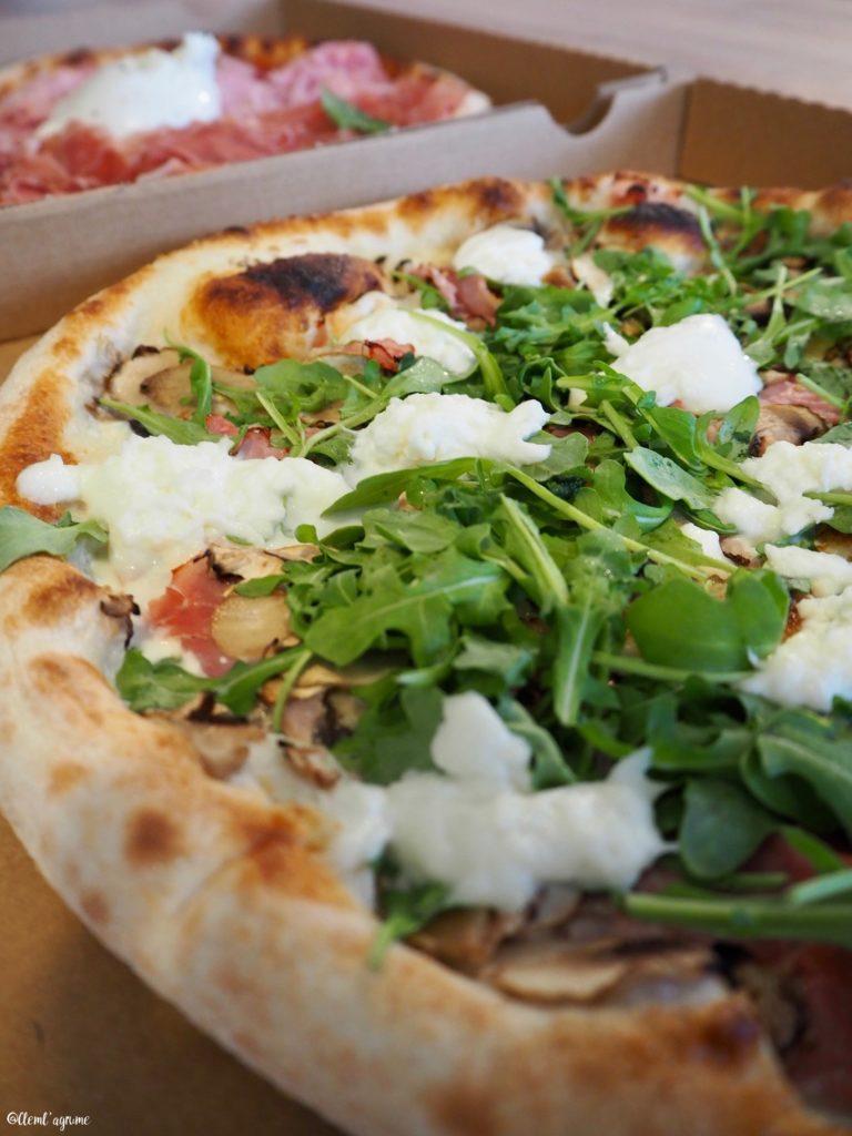 pizza gastronomique lyon