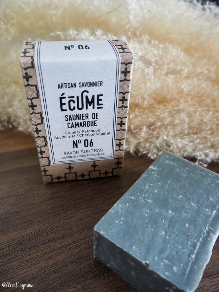 savon artisanal huile essentielle Les Halles Provençales