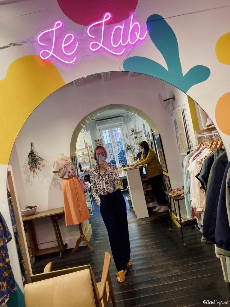Shopping Le Lab Lyon